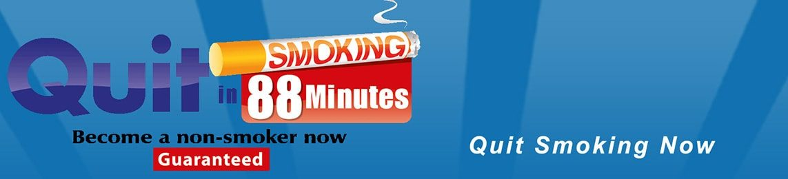 Quit Smoking in 88 Minutes